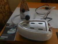 """Easy Home"" Steam Generator Iron"