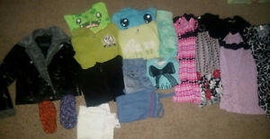 Girls Size Small 18 item lot