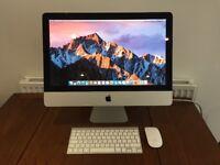 """iMac 21.5"""" 500GB 4GB RAM"""