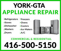 RELIABLE APPLIANCE REPAIR--SERVICE & INSTALL TRUST THE EXPERT