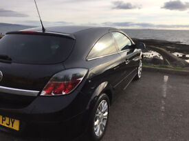 2010 1.6 Petrol Vauxhall Astra SRI *MOT March 2018* (New tyres and just been serviced)