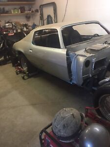 1972 396ss project
