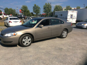 2006 Chevrolet Impala LS sold as is needs rear rockers $1750.00