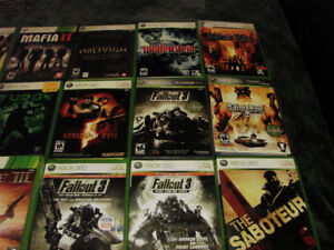 Xbox 360 games.$5 to $10 cheaper then other sellers.
