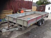 Ifor Williams 16ft trailer