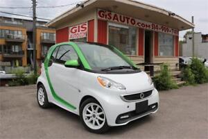 2014 smart fortwo electric drive Passion NAVI TOIT PANO CRUISE