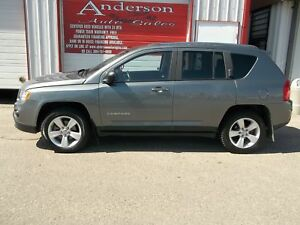 2012 Jeep Compass Base 4WD