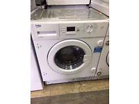 Beko WI1573 Integrated 7kg Washing Machine RRP £349