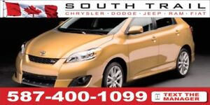 2010 Toyota Matrix XR CONTACT CHRIS FOR INFO! COMING SOON!!