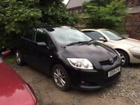 🌸2009 Toyota Auris 1.6 V-Matic TR 5dr,one owner from new,very good condition