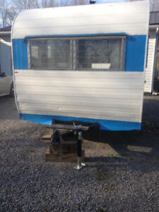 18' Camping trailer