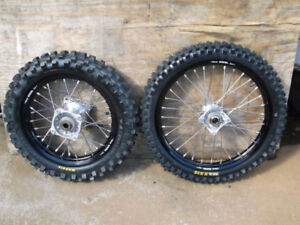 Looking for take off wheel set for newer KTM