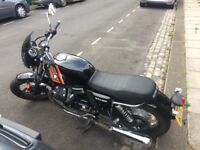 Moto Guzzi V7 Special - Low milage, always stored indoors, just serviced. Immaculate