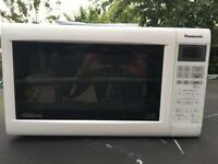 Panasonic inverter microwave 27L digital fully working