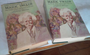 The Complete Novels of Mark Twain,2 Volumes, 1964