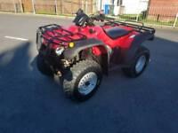 Honda trx 400cc