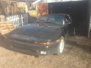 1987 Toyota Supra Coupe. Great Shape.Good offers or Trades