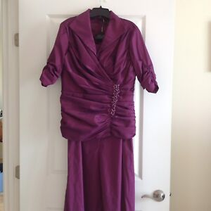 Mother of Bride Gown  $300