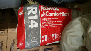 Selling R14 and R12 Insulation!