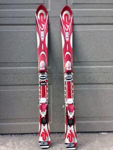 K2 Omni Junior Jr 112 cm Roxy Skis