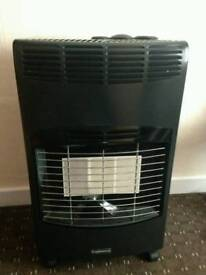 Portable gas cabinet heater - 4.1 kw
