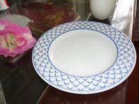 "Dinner plate Churchill 50 each set 11"" /10""/8"" and 50 mug"