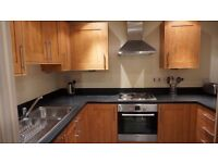 Furnished 2 bedroom 2 bathroom apartment located close to Woking Town Centre on gated development