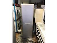 Indesit fridge freezer height is 285 cm and width is 60 cm