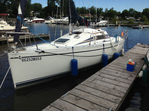 Voilier Beneteau First 24' Sailboat