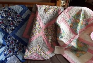 Baby quilts - $130 Per Quilt