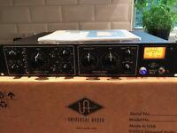 Universal Audio LA-610 MKII Tube Channel Strip (Preamp/Compressor/Limiter)