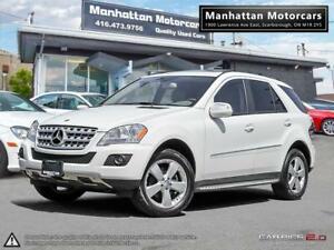 2009 MERCEDES BENZ ML350 ULTRA PREMIUM |NAV|CAMERA|PHONE|96000KM