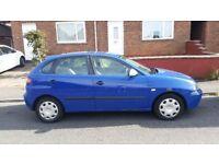 Seat Ibiza 1.2 2003 quick sale