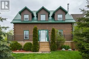 Log Home for Sale in Brighton - Open House Sat July 22 - 2:30-4