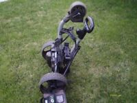 hillbilly golf trolley