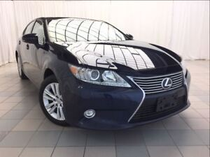 2014 Lexus ES 350 Leather Package: 1 Owner, Navigation.