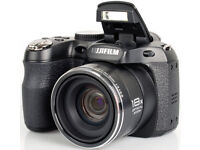 Fuji Finepix S Series S2980 14.0MP Digital Camera - Black