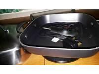 Tefal multi cooker pan