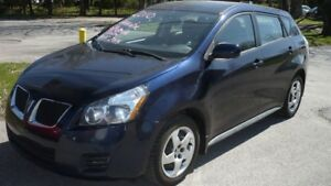 2010 Pontiac Vibe 5 VIT  FREINS NEUF 4 ROUES  GAR DISP