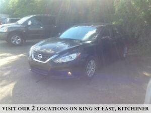 2016 Nissan Altima 2.5 S | CAMERA | DUAL EXHAUST | NO ACCIDENTS