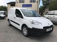 2014 Peugeot Partner 1.6 Hdi 92ps Professional Van.
