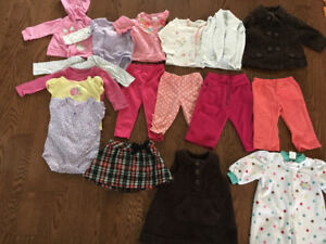 6-12 month baby girls clothing