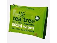 25 Daily Use Cleansing Facial Wipes Makeup Remover Healthy Skin