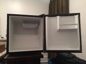 Igloo mini fridge: $80.00
