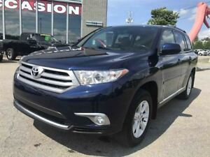 2012 Toyota Highlander CAMERA DE RECUL AWD