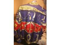 Dolice and gabbana silk shirt