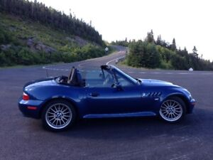 BMW Z3 Cabriolet. Convertible, Roadster