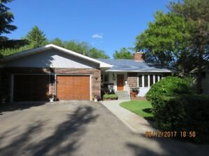 3.42 ACRES NEAR EDMONTON WORK SHOP AND BUNGALOW HOME