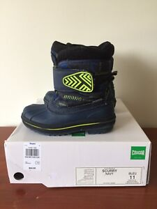 COUGAR WINTER BOOTS, size 11T
