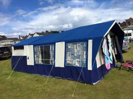 Trailer tent sunncamp 400se